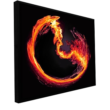 ArtWall 'Purify' Gallery-Wrapped Canvas 36