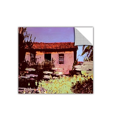 ArtWall 'Reflection The Past' Removable Graphic Wall Art 36