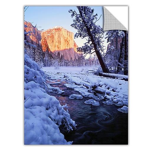 "ArtWall ""Winter Paradise"" Art Appeelz Removable Wall Art Graphic 18"" x 24"" (0uhl019a1824p)"