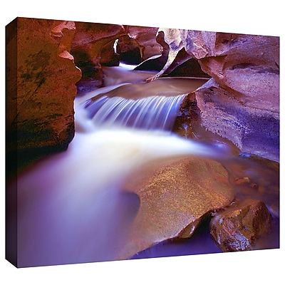 ArtWall 'Fremont River Slot' Gallery-Wrapped Canvas 14