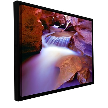 ArtWall 'Fremont River Slot' Gallery-Wrapped Canvas 18