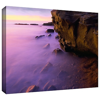 ArtWall 'La Jolla Twilight' Gallery-Wrapped Canvas 14