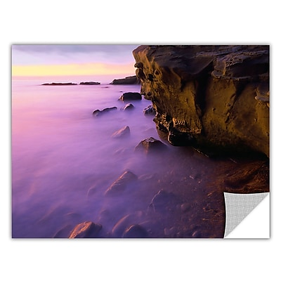 ArtWall 'La Jolla Twilight' Art Appeelz Removable Wall Art Graphic 14