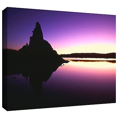 ArtWall 'Mono Lake Dawn' Gallery-Wrapped Canvas 36