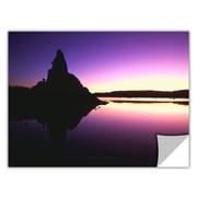 "ArtWall 'Mono Lake Dawn' Art Appeelz Removable Wall Art Graphic 24"" x 32"" (0uhl029a2432p)"