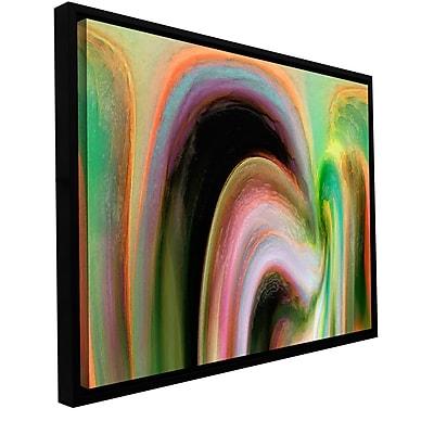 ArtWall 'Suculenta Polar' Gallery-Wrapped Canvas 24