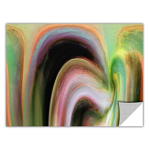 "ArtWall 'Suculenta Polar' Art Appeelz Removable Graphic Wall Art 32"" x 48"" (0uhl036a3248p)"