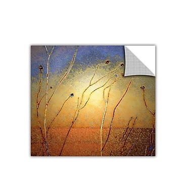 ArtWall 'Texas Sand Storm' Art Appeelz Removable Wall Art Graphic 14
