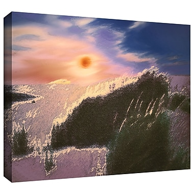 ArtWall 'Windswept' Gallery-Wrapped Canvas 36