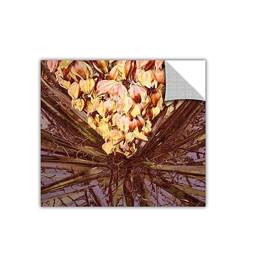 "ArtWall 'Yucca Impression' Art Appeelz Removable Wall Art Graphic 18"" x 18"" (0uhl046a1818p)"