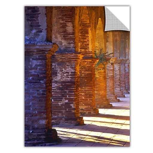 "ArtWall ""Capistrano"" Art Appeelz Removable Graphic Wall Art 14"" x 18"" (0uhl048a1418p)"
