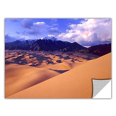 ArtWall 'Great Sand Dunes' Art Appeelz Removable Wall Art Graphic 14