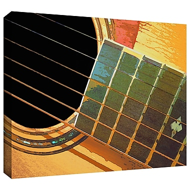 ArtWall 'Impresion De La Guitarra' Gallery-Wrapped Canvas 18
