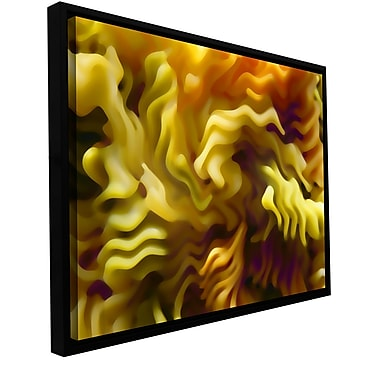 ArtWall 'Pasta Wave' Gallery-Wrapped Canvas 14