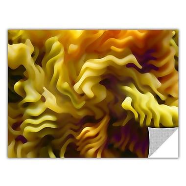 ArtWall 'Pasta Wave' Art Appeelz Removable Wall Art Graphic 36