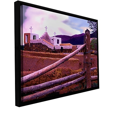 ArtWall 'Twilight Taos' Gallery-Wrapped Canvas 14