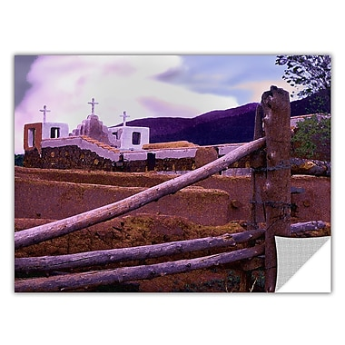 ArtWall 'Twilight Taos' Art Appeelz Removable Wall Art Graphic 36