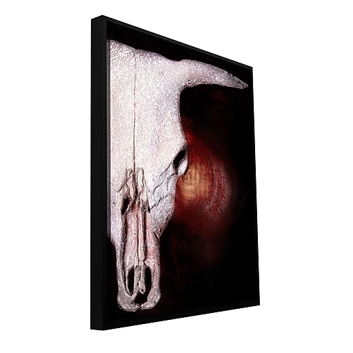 "ArtWall 'Spirit Of The Week' Gallery-Wrapped Canvas 18"" x 24"" Floater-Framed (0uhl066a1824f)"