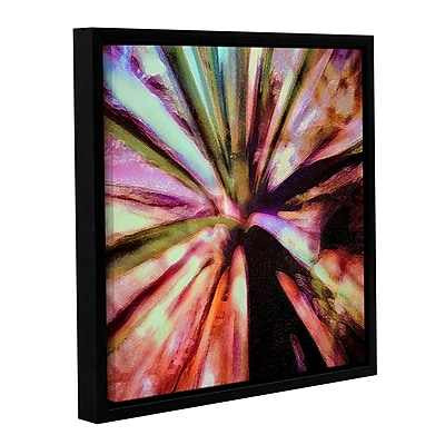 ArtWall 'Agave Glow' Gallery-Wrapped Canvas 36