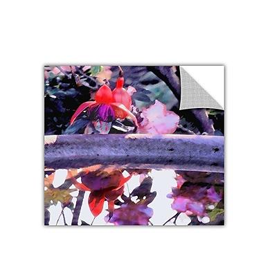 Artwall Birdbath Art Appeelz Removable Wall Art Graphic 14