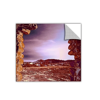 ArtWall 'Borax Ruins' Art Appeelz Removable Wall Art Graphic 14