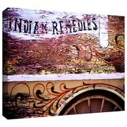 "ArtWall ""Indian Remedies"" Wall Art"