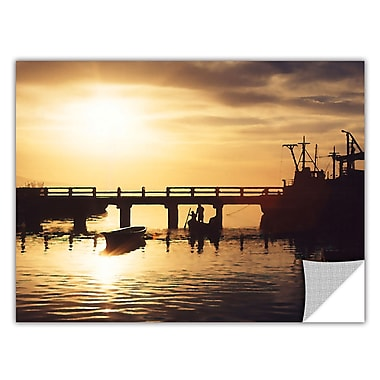 ArtWall 'Mazatlan Morning' Art Appeelz Removable Wall Art Graphic 14