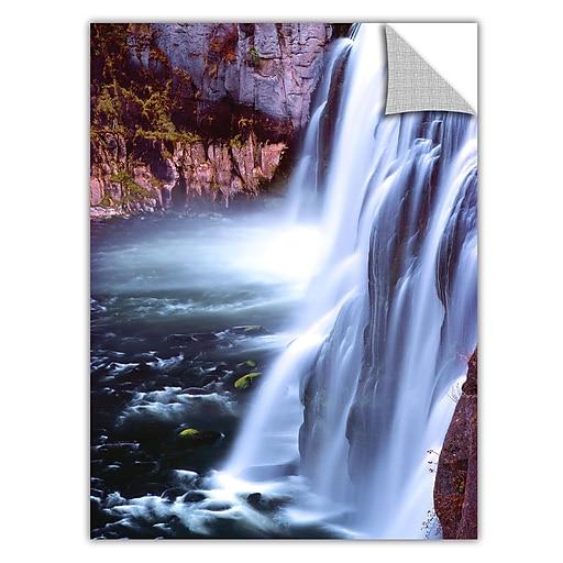 "ArtWall 'Mesa Falls Morning' Art Appeelz Removable Wall Art Graphic 14"" x 18"" (0uhl083a1418p)"