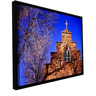 ArtWall 'Navajo Church' Gallery-Wrapped Canvas 14