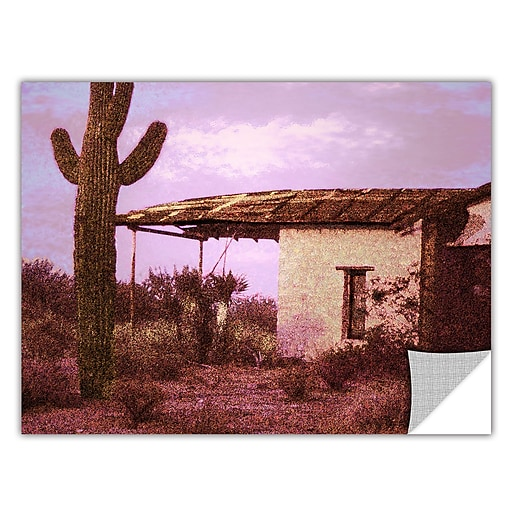 """ArtWall 'Past By The Future' Art Appeelz Removable Wall Art Graphic 24"""" x 32"""" (0uhl090a2432p)"""