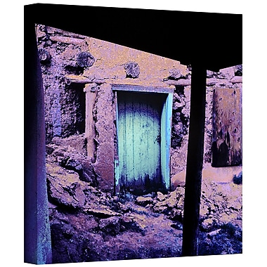 ArtWall 'Past Through The Door' Gallery-Wrapped Canvas 24