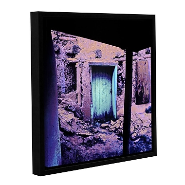 ArtWall 'Past Through The Door' Gallery-Wrapped Canvas 36