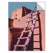 "ArtWall 'The Pueblo' Art Appeelz Removable Wall Art Graphic 36"" x 48"" (0uhl100a3648p)"