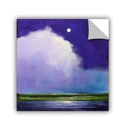 "ArtWall 'Heavens Light' Art Appeelz Removable Wall Art Graphic 14"" x 14"" (0gro017a1414p)"