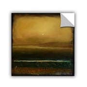 "ArtWall 'Moody Landscape' Art Appeelz Removable Wall Art Graphic 14"" x 14"" (0gro031a1414p)"