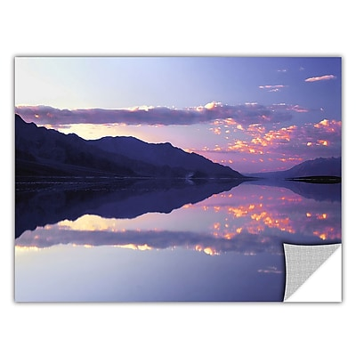 ArtWall 'Bad Water Sunset' Art Appeelz Removable Wall Art Graphic 14