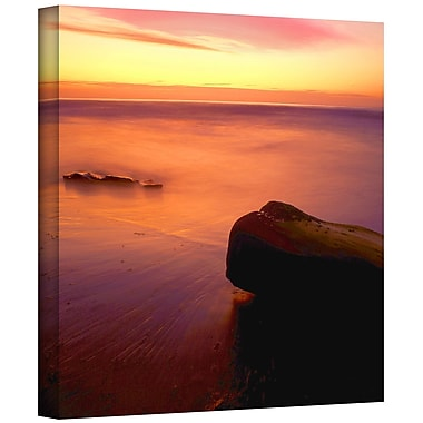 ArtWall 'Deep Twilight' Gallery-Wrapped Canvas 36