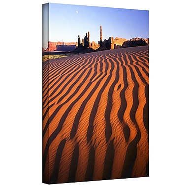 ArtWall 'Navajo Tribal Park' Gallery-Wrapped Canvas 24
