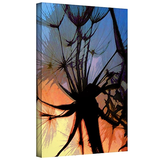 """ArtWall 'Autumn Hues' Gallery-Wrapped Canvas 18"""" x 24"""" (0uhl124a1824w)"""