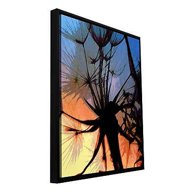 ArtWall 'Autumn Hues' Gallery-Wrapped Canvas 24
