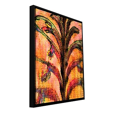 ArtWall 'Botanical Edges' Gallery-Wrapped Canvas 24