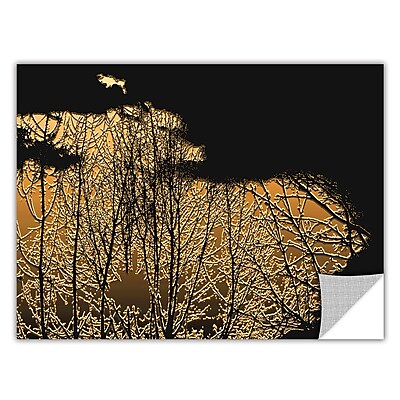 ArtWall 'Break In The Storm' Art Appeelz Removable Wall Art Graphic 14