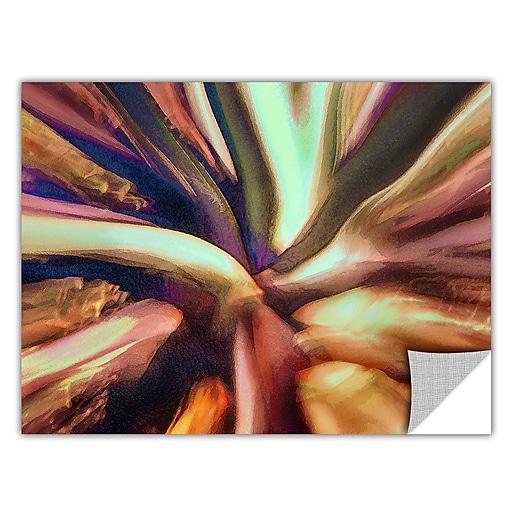 "ArtWall 'Espectro Suculenta' Art Appeelz Removable Graphic Wall Art 24"" x 32"" (0uhl133a2432p)"