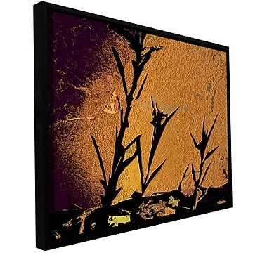 ArtWall 'Shadow Rock' Gallery-Wrapped Canvas 18