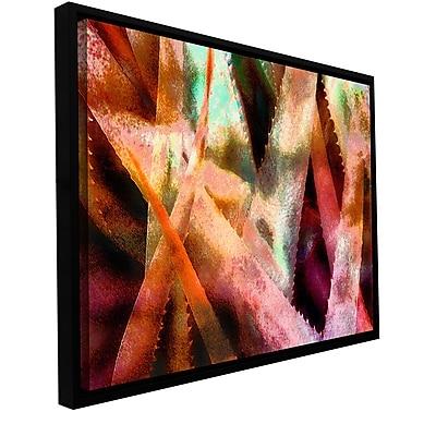ArtWall 'Suculenta Paleta 2' Gallery-Wrapped Canvas 36