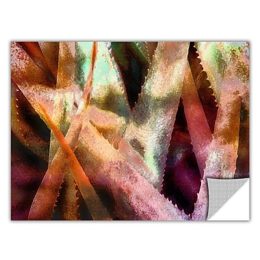 ArtWall 'Suculenta Paleta 2' Art Appeelz Removable Wall Art Graphic 24