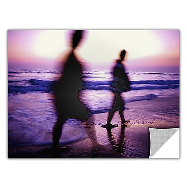 ArtWall 'Beach Combers' Art Appeelz Removable Wall Art Graphic 14