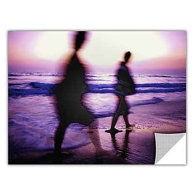 ArtWall 'Beach Combers' Art Appeelz Removable Wall Art Graphic 18