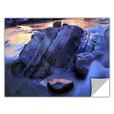 ArtWall 'Canyon Colours' Art Appeelz Removable Wall Art Graphic 14