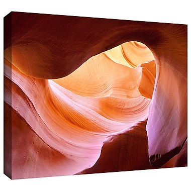 ArtWall 'Canyon Of The Navajo' Gallery-Wrapped Canvas 36